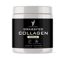 Load image into Gallery viewer, Vanilla Grass-Fed Collagen Peptides