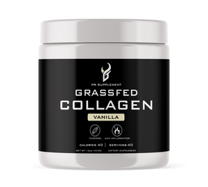 Vanilla Grass-Fed Collagen Peptides