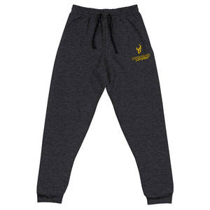 Unisex Embroidered  PRs Logo Joggers