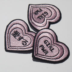 PATCH WITH LOVE