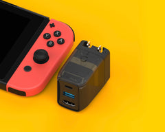 Deals on Genki Tactial Stealth Covert Dock for Nintendo Switch