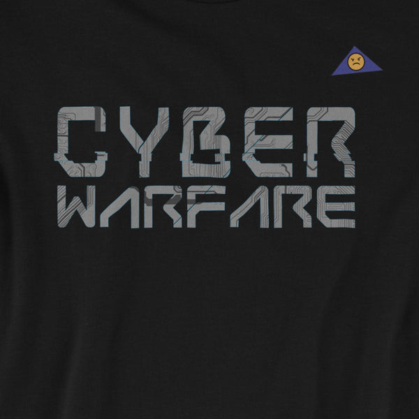 CYBER WARFARE T-SHIRT