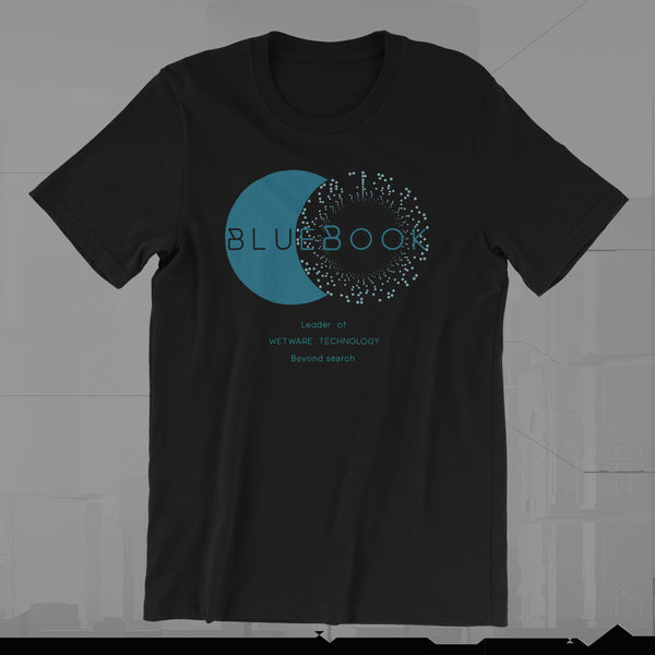 BLUEBOOK - EX MACHINA - T-SHIRT