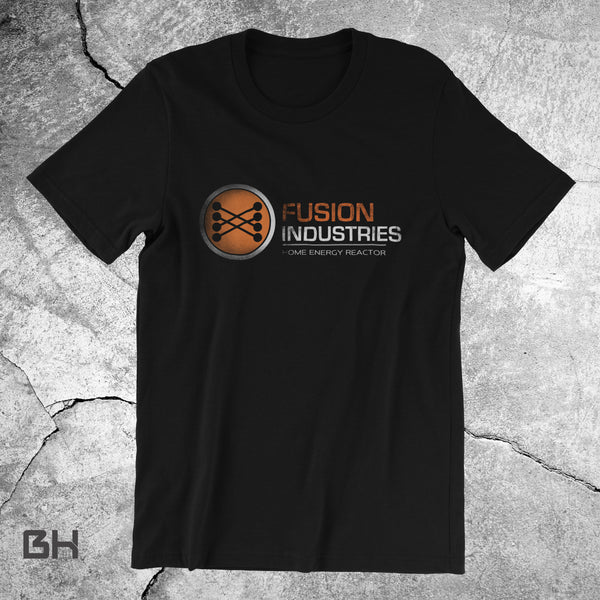 FUSION INDUSTRIES - Back to the Future - T-SHIRT