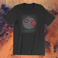 MARS FEDERAL COLONIES - T-SHIRT - Total Recall