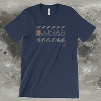 LUNAR INDUSTRIES - T-Shirt - MOON [SARANG] - T-SHIRT