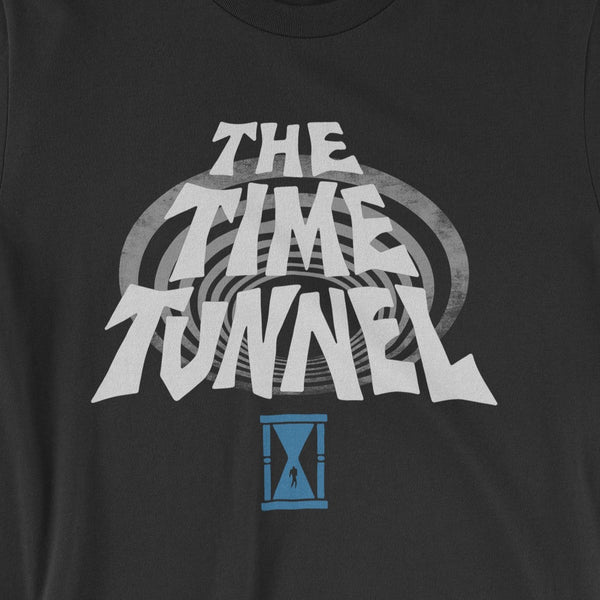 THE TIME TUNNEL - 60s TV Show - T-SHIRT