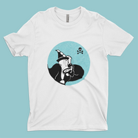 KOKO THE CLOWN  (Earth machine) from the silent era of animation - T-SHIRT