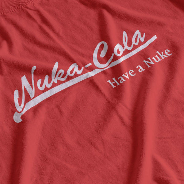 NUKA COLA - Have a Nuke - T-SHIRT