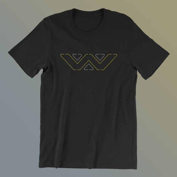 WEYLAND-YUTANI - Minimal Simple Industrial Design - T-SHIRT