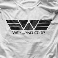 WEYLAND BLACK n WHITE - T-SHIRT