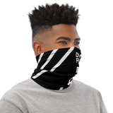 Dystopian Future is Now Neck Gaiter. Cyberpunk Design. Cyberpunk Style mask