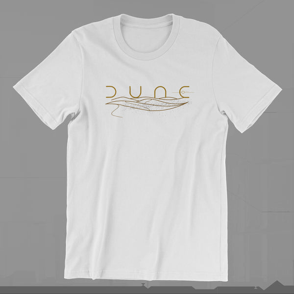 D U N E - Movie inspired - T-SHIRT- sci-fi - syfy