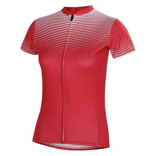 Fondo Donna Jersey Red