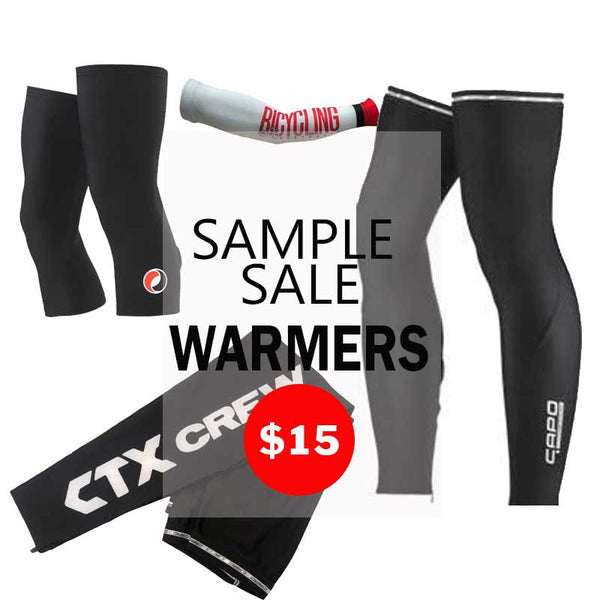Sample Sale WARMERS