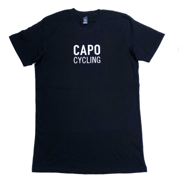 Capo Cycling Black Tee