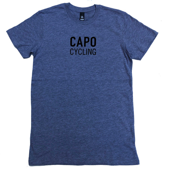Capo Cycling Grey Tee