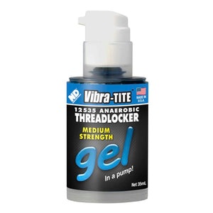 Vibra-Tite 125 Medium Strength Gel Threadlocker