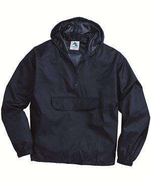 Brand: Augusta Sportswear | Style: 3130 | Product: Packable Half-Zip Pullover