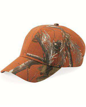 Brand: Kati | Style: SN200 | Product: Structured Camo Cap