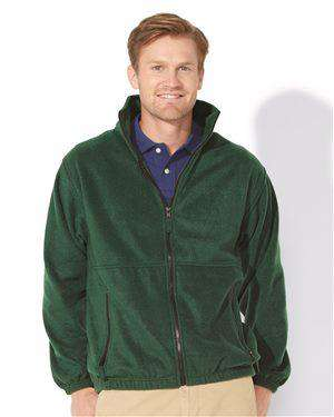 Brand: Sierra Pacific | Style: 3061 | Product: Full-Zip Fleece Jacket