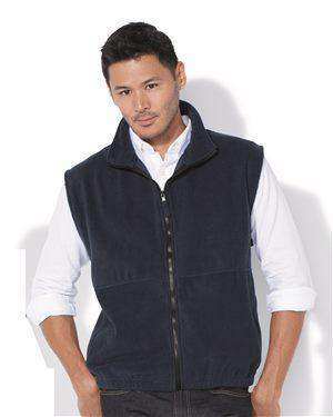 Brand: Sierra Pacific | Style: 3010 | Product: Full-Zip Fleece Vest
