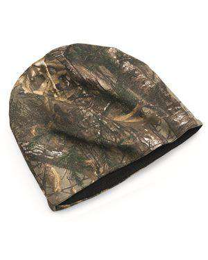 Brand: Outdoor Cap | Style: CMK405 | Product: Camo Knit Cap