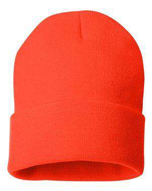 Brand: Sportsman | Style: SP12 | Product: 12 Inch Knit Beanie