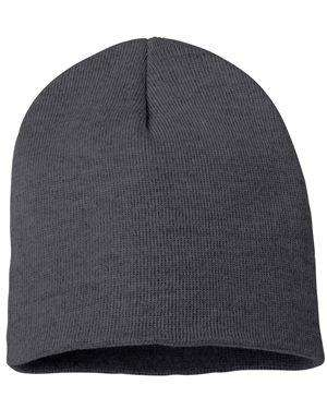 Brand: Sportsman | Style: SP08 | Product: 8 Inch Knit Beanie