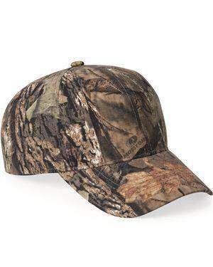 Brand: Outdoor Cap | Style: 301IS | Product: Camouflage Cap