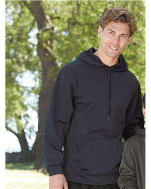 Brand: Badger | Style: 1454 | Product: Performance Fleece Hooded Sweatshirt