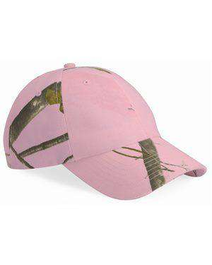 Brand: Kati | Style: SN20W | Product: Women's Unstructured Licensed Camo Cap