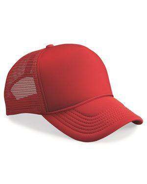 Brand: Valucap | Style: 8804H | Product: Five-Panel Trucker Cap