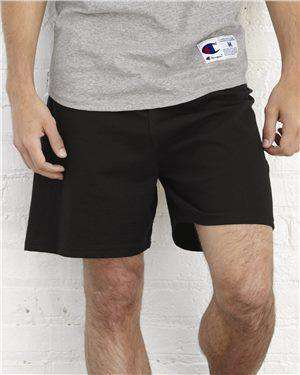 Brand: Champion | Style: 8187 | Product: Cotton Gym Shorts