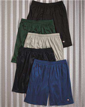 Brand: Champion | Style: S162 | Product: Mesh Shorts with Pockets