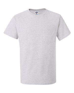 Jerzees Men's Dri-Power® Pocket T-Shirt - 29MPR