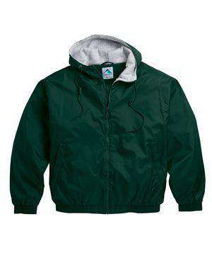 Brand: Augusta Sportswear | Style: 3280 | Product: Hooded Fleece Lined Jacket