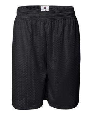 Badger Sport Men's Tricot Mesh Drawcord Shorts