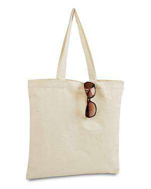 Brand: Liberty Bags | Style: 8502 | Product: Branson 6 Ounce Cotton Canvas Tote