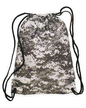 Brand: Liberty Bags | Style: 8881 | Product: Drawstring Pack with DUROcord