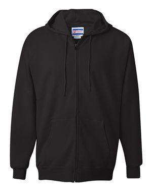 Hanes Men's Pocket Full-Zip Hoodie Sweatshirt - F280