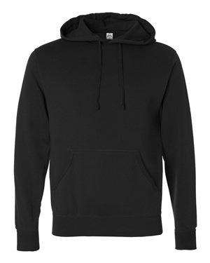 Independent Trading Men's Pocket Hoodie Sweatshirt
