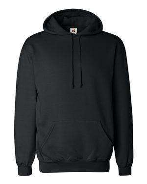 Badger Sport Men's Pouch Pocket Hoodie Sweatshirt - 1254