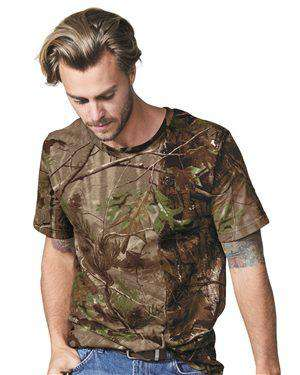 Brand: Code Five | Style: 3980 | Product: Adult Realtree® Camo Tee