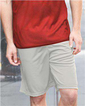 Brand: Badger | Style: 7209 | Product: Pro Mesh 9'' Inseam Shorts