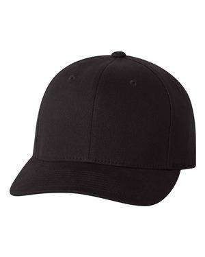 Flexfit Brushed Baseball Cap - 6377