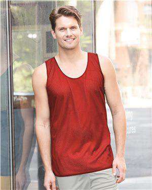 Brand: Badger | Style: 8529 | Product: Pro Mesh Reversible Tank