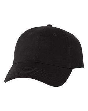 Valucap Unstructured Brushed Twill Cap