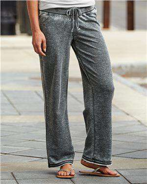 Brand: J. America | Style: 8914 | Product: Women's Zen Fleece Sweatpants