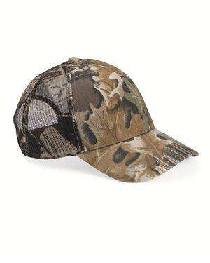 Brand: Outdoor Cap | Style: 415PC | Product: Classic Mesh-Back Camo Cap